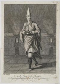 Arshi, Cook of the Seraglio.