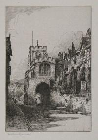 [Warwick West Gate.] 15.