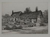 [Anne Hathway's Cottage. Stratford-on-Avon.] 17.