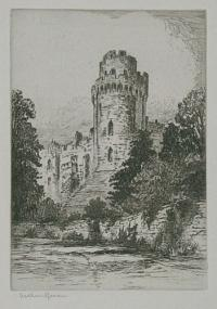 [Caesar's Tower, Warwick Castle.] 20.