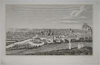 Leeds from the Nostrop Road._ [in pencil.]
