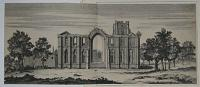 [Four Views of Fountains Abbey.]