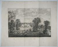 South East View of Critchill House, in the County of Dorset.