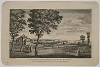 A View of Foots-Cray Place in Kent, the Seat of Bouchier Cleeve Esq.r.