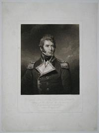 Edward Bruce, C.B. & K. of 3.d C. of R.M.O. of W.N. Captain of His Majesty's Ship Impregnable at the Memorable Victory of Algiers, on the 27th. Of August 1816.