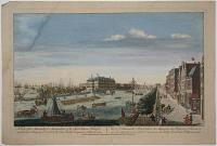 A View of the Admiralty at Amsterdam, of the Store Houses, Wharfes and Docks, belonging to it, and to the East India Company of Holland.