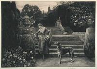 [Wolfhound.]The Old Garden.