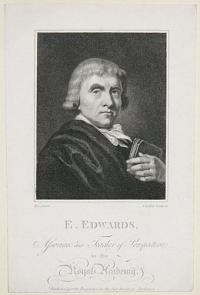 E. Edwards, Associate and Teacher of Perspective in the Royal Academy.