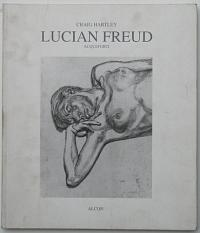 Lucien Freud. Acqueforti.