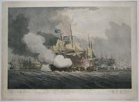 Defeat of the Dutch Fleet under the Command of Admiral De Winter by a British Squadron
