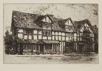 [Shakespeare's Birthplace.]