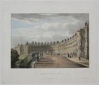 Lansdown Crescent Bath.