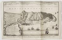 Plan of the Town and Fortifications of Gibraltar,
