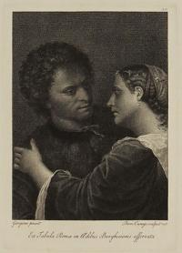[Man and Woman Embracing.] 20.