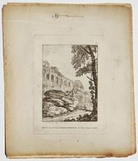 [A set of four etchings by Benjamin Green].