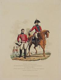 Staff of the Army, Quater Master General, or Adjutant General, (not being General Officers) Ass.t. Quarter Master  or Ass.t.  Adjutant General Soldiers of the Royal Staff Corps.