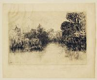 [Little Shere Mill Pond.]
