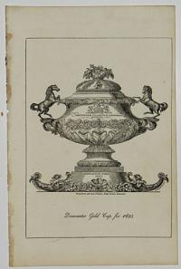 Doncaster Gold Cup for 1825.