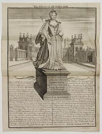 The Glory of old England. The following Character of her late Majesty Queen Anne