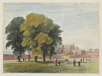Eton College from the Playing Fields [ms]