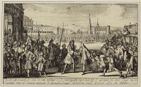 [Louis XIV welcomes James to his Paris at St Germain-en-Laye]