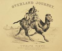 [Front wrapper to F. Broughton and W.A. Delamotte, 'View of the Overland Journey to India']