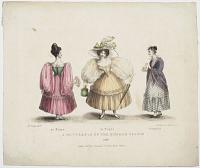 A Butterfly of the Social Season 1829.