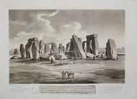 To His Grace y.e Duke of Queensbury, This West View of Stonehenge on Salisbury Plain,
