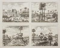 [Four Views in Sri Lanka.]