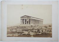 [The Temple of Hephaestus, Athens.]