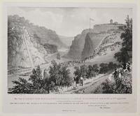This View of Laying the Foundation Stone of Clifton Suspension Bridge on 27th August 1836,