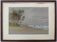 Galle, Ceylon from the Colombo Road April 13 1850.