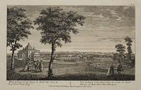 A View of Foots-Cray Place in Kent the Seat of Bourchier Cleeve Esq.r.