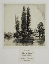 Iffley on Thames [in plate].