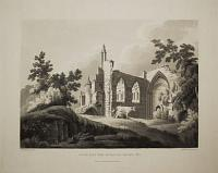 The South East View of Bolton Priory.