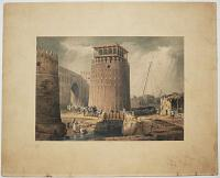 The Round Tower, Fort Hyderabad.