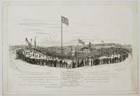 [Ipswich] The ceremony of laying the first Stone of the Lock to the Wet Dock Ipswich.