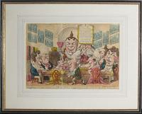 [Thomas Tegg] The Genius of Caricature, and his Friends,