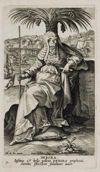 [Celebrated Women of the Old Testament] Debora.