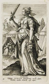 [Celebrated Women of the Old Testament.] Judith