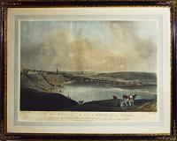 To Jacob Wilkinson Esq.r this View of Berwick upon Tweed,