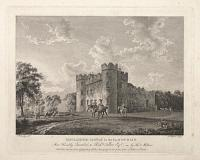 Mallahide Castle in the Co: of Dublin.
