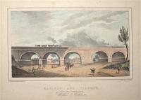 Railway and Viaduct, Across the Turnpike Road,