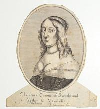Christina queene of Swethland, Goths & Vandalls,