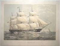 Clipper Ship ''Shannon'', 1450 Tons.