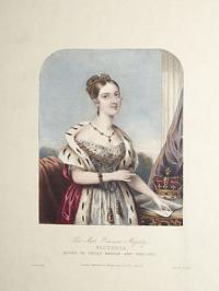 Her Most Gracious Majesty, Victoria, Queen of Great Britain and Ireland.