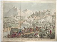 [Rovereto] Napoleon & Massena Defeating the Austrian Army, at the Terrible Battle of Roveredo.