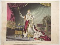 Napoleon the Great, in His Coronation Robes.