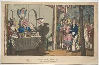 Doctor Syntax at Vauxhall Gardens.
