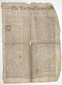 The London Chronicle from Thursday, July 8, to Saturday, July 10, 1773.